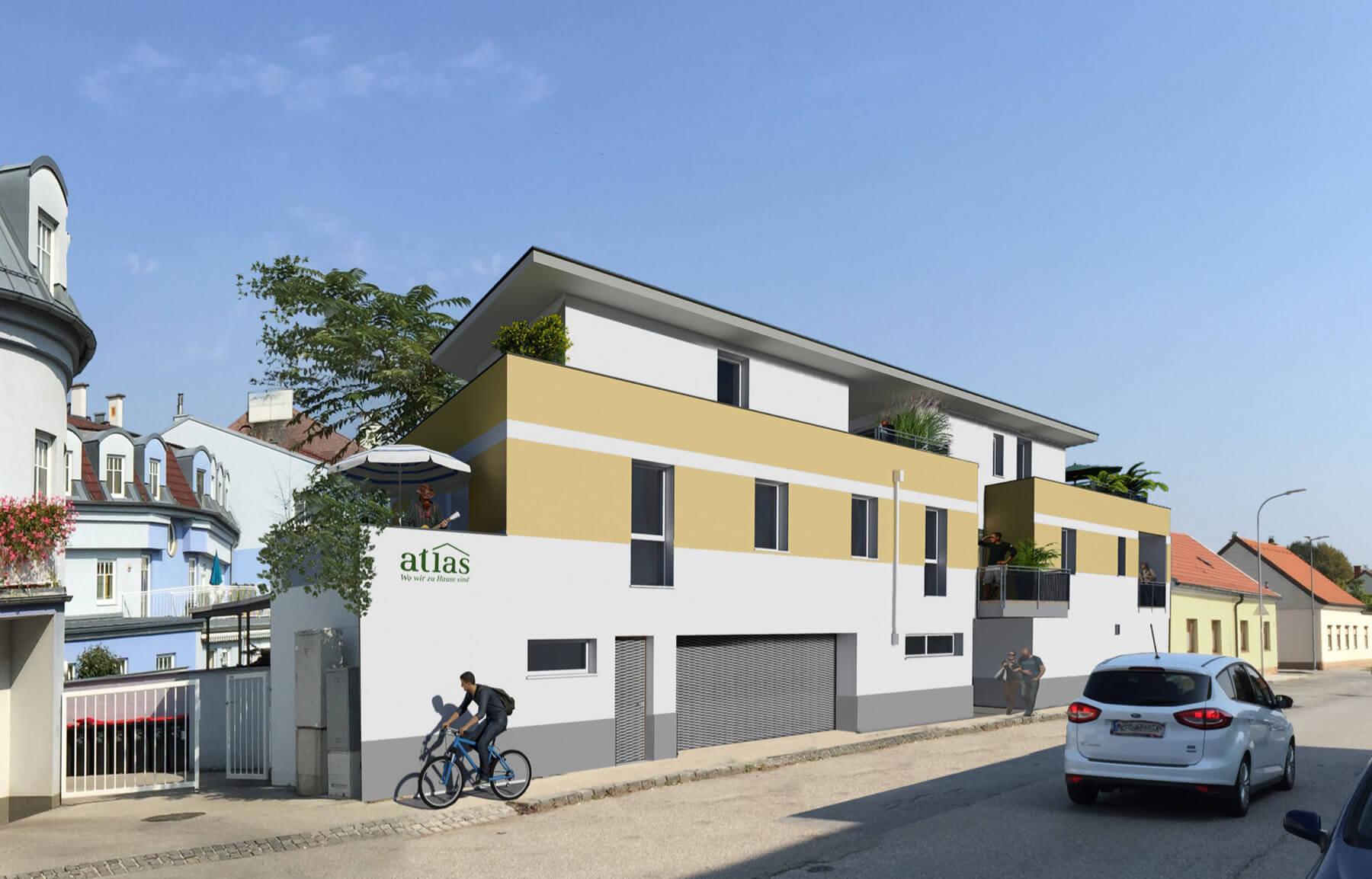 Neunkirchen Mühlfeldstraße