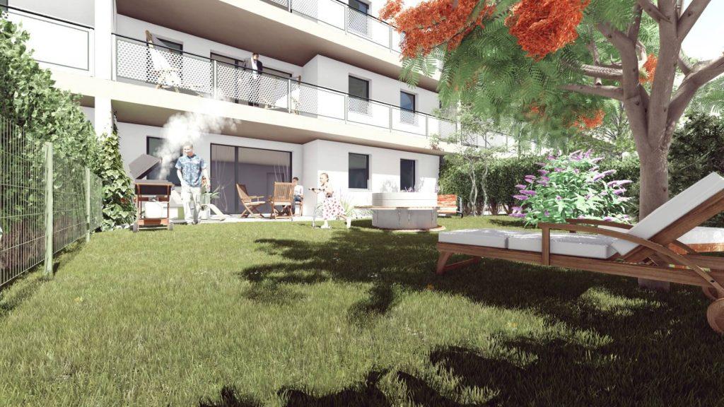 Schwechat atlas Stadtgarten Garten 02