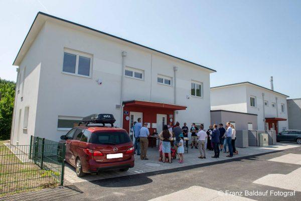 Feier in Klausen-Leopoldsdorf